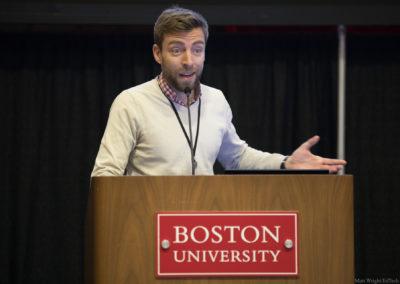 Boston - Monday, October 22, 2018. [Photo/Matt Wright]